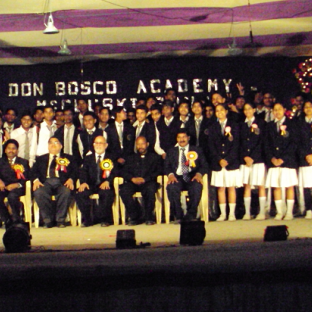 std 10th on annualday..