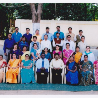 teachers of D.B.A