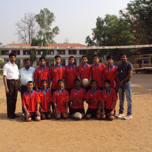 volley ball team
